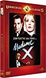 MADAME X(1966)(UNIVERSAL Official european product) region 2(uk)-plays in english