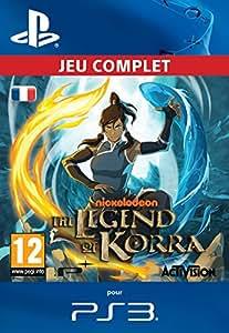 The Legend of Korra [Code Jeu PSN PS3 - Compte français]