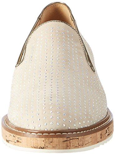 Gabor Shoes Fashion, Mocassini Donna Beige (sesamo/powder 13)