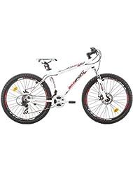 """Bikesport APOLON Bicicleta de montaña rueda 26"""", Tamaño del cuadro: 43 cm, Shimano 24 cambios"""
