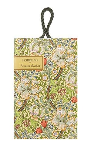 Morris & Co. Heathcote & Ivory - Sacchetto profumato, aroma di giglio, 26 g