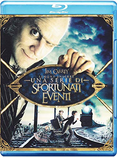 Lemony Snicket Una Serie Di Sfortunati Eventi