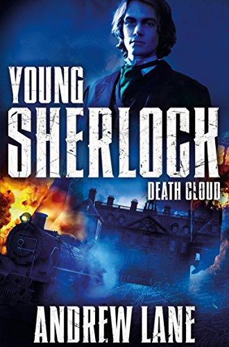 Young Sherlock Death Cloud par Andrew Lane