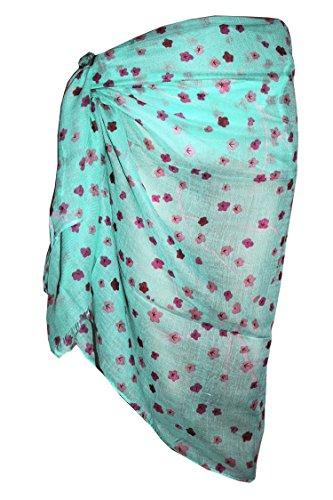 Tamari Beachwear - Copricostume -  donna Green