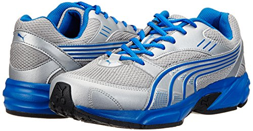 32c129919876 ... Volt Black and Blue Running Shoes Art AP18735004  pretty cheap 1fc19  37c6e puma blue running shoes ...