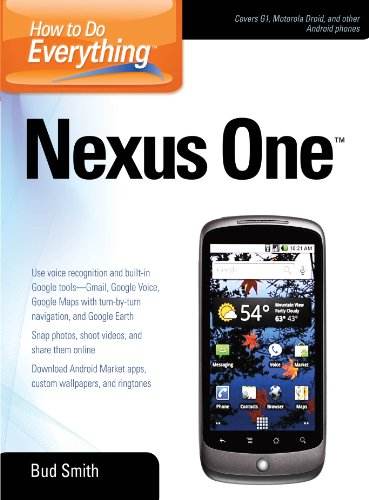 How to Do Everything Nexus One (English Edition) Blackberry Maps