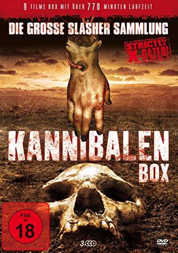 Kannibalen Box [3 DVDs]