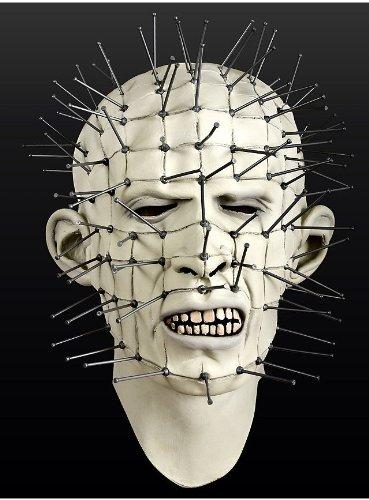 Pinhead Hellraiser Maske - Pinhead Kostüm