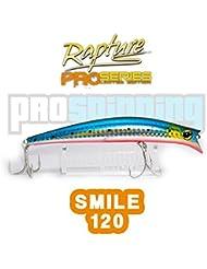 RAPTURE - SMILE - Señuelo pesca - Spinning - COLOR HBSR