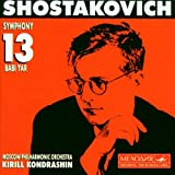 Schostakowitsch Sinfonie 13