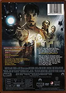 Iron Man (2008) (Steelbook 2 Disc Special Edition) Region 2) (Import)