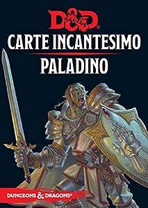 Asmodee Italia - Dungeons & Dragons 5a Edición Mapa Incantesimo Paladino, Color, 4009