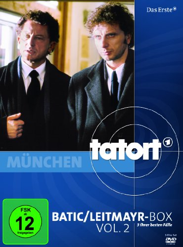 Tatort - Batic & Leitmayr: Box 2 (4 DVDs)