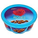 Cadbury Roses 660g Geschenkdose - einzeln verpackte Cadbury Pralinen