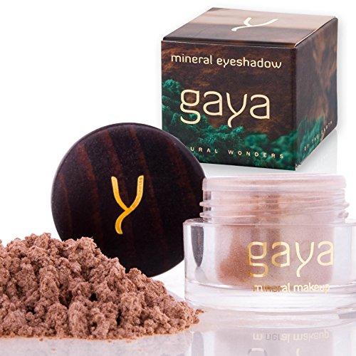 Polvo de Sombras Brillante, Vegano y Mineral – Sombra SH23 100% Natural – Maquillaje Premium Para un Pigmento Único Vibrante y Uniforme – Ideal para Ojos Sensibles – En un Frasco de 2.5 gr