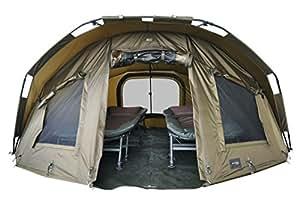 mk angelsport fort knox 2 mann dome zelt karpfenzelt. Black Bedroom Furniture Sets. Home Design Ideas