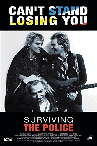 The Police - Can'T Stand Losing You [Italia] [DVD]