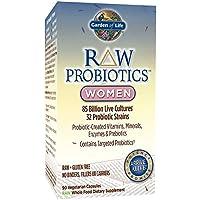 Garden of Life | RAW for Women | 90 Kapseln | Vegan | Rohkost | Ohne Gentechnik | 85 Milliarden lebende Bakterien... preisvergleich bei billige-tabletten.eu