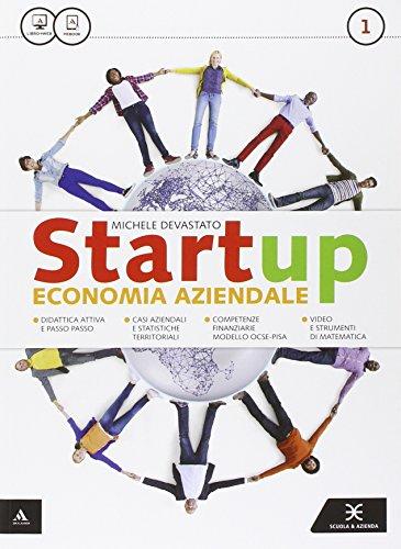 Startup. Per gli Ist. tecnici e professionali. Con e-book. Con espansione online: 1