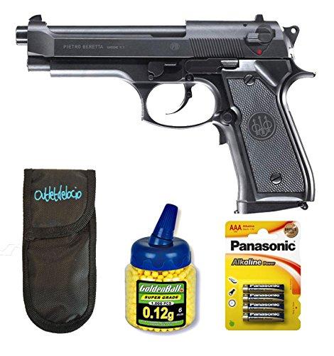 Outletdelocio. Pack Pistolas airsoft electricas Beretta M92FS. Calibre