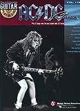 Ac/Dc Classics Guitar Play-Along + CD
