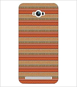 PrintDhaba Pattern D-5273 Back Case Cover for ASUS ZENFONE MAX ZC550KL (Multi-Coloured)