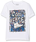 Converse Boy's Patterned Lines T-Shirt