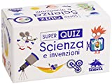 Super quiz. Scienza e invenzioni. Con carte