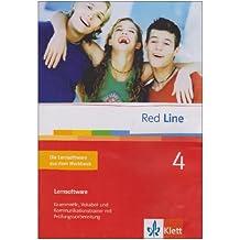 Red Line 4. Schülerlernsoftware (entspricht der Workbook-Software)