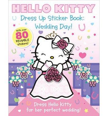 [(Dress Up Sticker Book Wedding Day)] [ HarperCollins Children's Books ] [June, 2014]