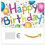 Buono Regalo Amazon.it - Digitale - Compleanno di tutti i colori