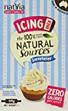 Natvia (Sugar-Free) Icing Mix Made from 100% Natural Sources 375g