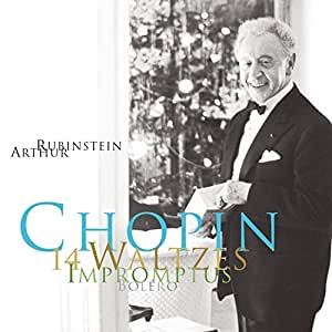 The Rubinstein Collection Vol. 47 (Chopin: Walzer, Impromptus)