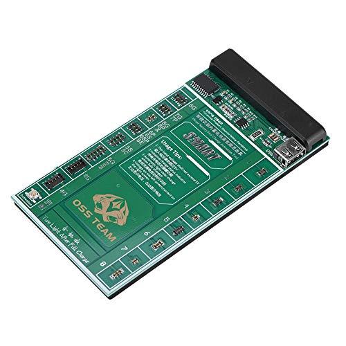 VBESTLIFE Universal Battery Fast Charge Aktivierung Platine Test Halterung Kit für iPhone 4 / 4s / 5 / 5c / 5s / 5se / 6 / 6s / 6sp / 7/8 / 8P / X/Samsung/Xiaomi/Huawei usw.