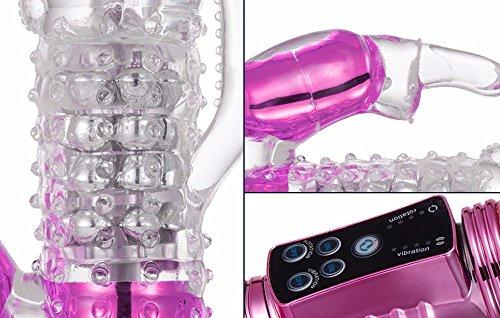 tohole Damen vibratoren für sie mit stoßfunktion sexspielzeug stoß-Vibrator mit Peniskopf, Wasserfest Frauen G-Punkt Dildo Erwachsene Sex Produkt sexspielzeug vibratoren für Frauen