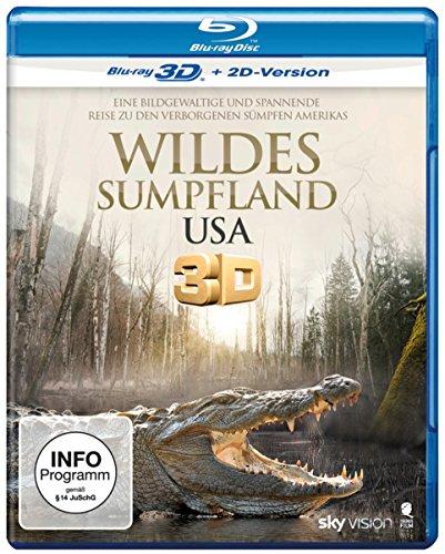 USA [3D Blu-ray + 2D Version]