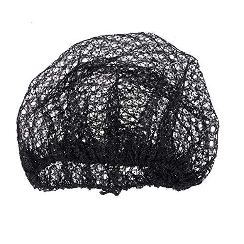 Frcolor 12 Einweg-Netz-Haarnetzkappen für Kosmetik, Küche, Küche, Küche, Küche, Küche, Zuhause, Krankenhaus