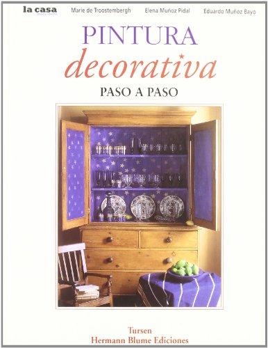Pintura decorativa paso a paso (Decoración)