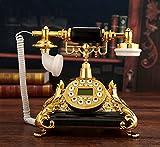 Alte Continental Telefon Home Retro Telefone Stehen KreativeWLAN-Karte Warte Telefon Ein