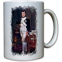 Tasse #7709 Napoleon Bonaparte-Frankreich Feldherr König Kaiser Stratege Bild