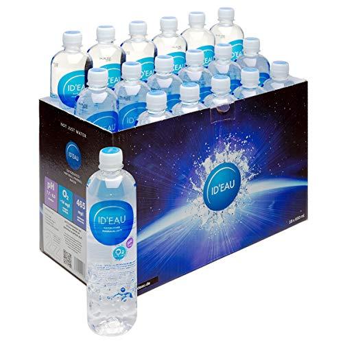 Mineralwasser ID'EAU regenerierendes stilles Wasser 0,65L XXL-Pack (18x0,65L)