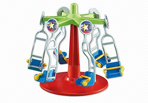 PLAYMOBIL 6440 - Attraction de chaises volantes
