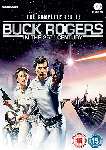 Buck Rogers in The 25th Century - The Complete Series [DVD]