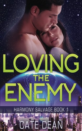 book cover of Loving The Enemy