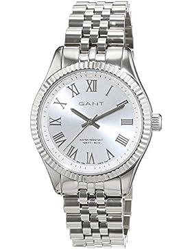 Gant Damen-Armbanduhr BELLPORT Analog Quarz Edelstahl W70701