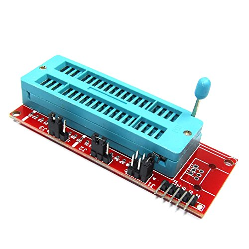 Pickit 3 (iHaospace PICKIT2 PICKIT3 Universal PIC Programmer Seat PICKit 2 PICKIT 3 Programming Adapter)