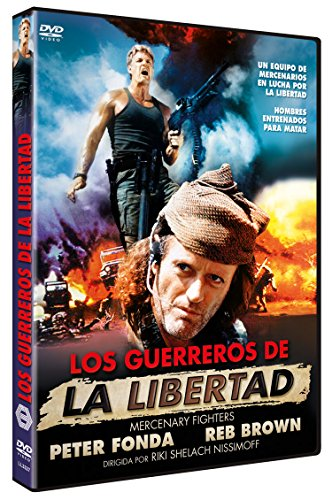 los-guerreros-de-la-libertad-mercenary-fighters-1988