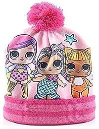 LOL Surprise Cappello PON PON Cappellino Invernale Acrilico Bambina 91c8794f0f06
