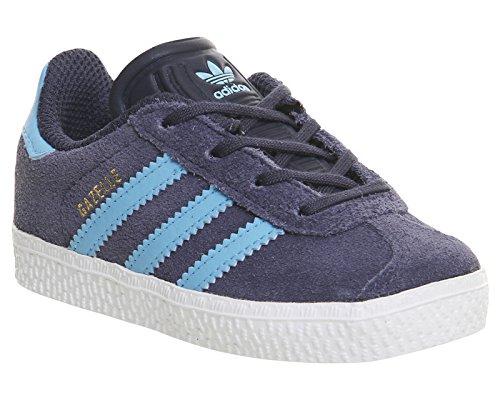 the best attitude 217d3 c2cf8 Adidas - Adidas Gazelle I Scarpe Sportive Bambino a Blu - Blu, 24