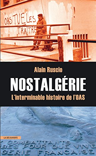 Nostalgérie (CAHIERS LIBRES) (French Edition)